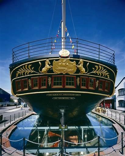 Britain Ss Brunel Isambard Kingdom Structures Bristol