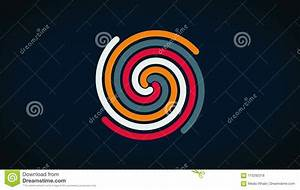 Spiral, Glowing, Effect, Abstract, Circular, Color, Trails