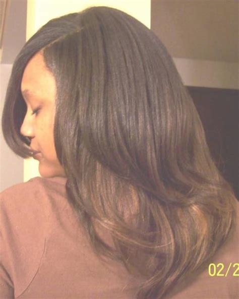 Pictures Of Sew In Weaves Hairstyles by Sew In Weave Hairstyles Beautiful Hairstyles