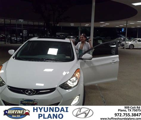 Hyundai Huffines by Huffines Hyundai Plano Thank You To Farha Behlim On The