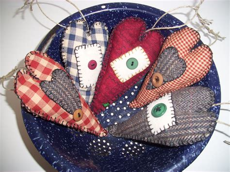 country christmas ornaments to make handmade primitive rustic country ornaments scented