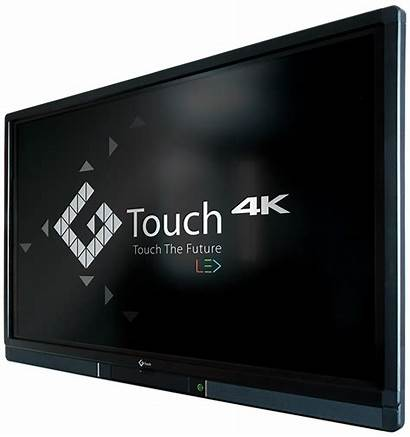 4k Touch Screen Interactive Ultra Definition Range