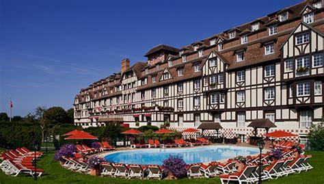 chambre deauville hôtels barrière hôtels de luxe réservation suites et