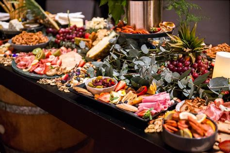 How To Create An Impressive Grazing Table
