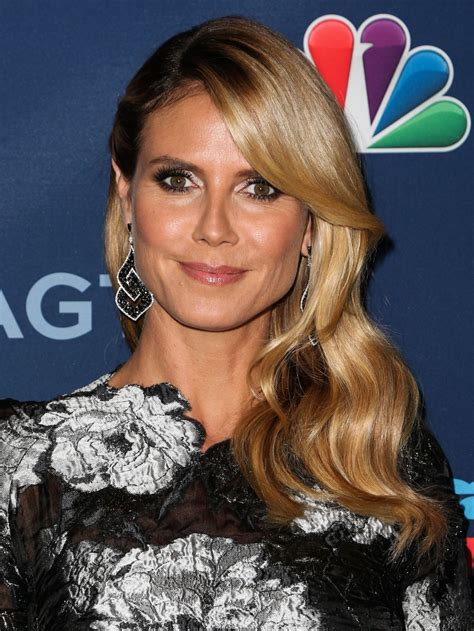 Heidi Klum Nbcuniversal Press Day Summer Tca Tour