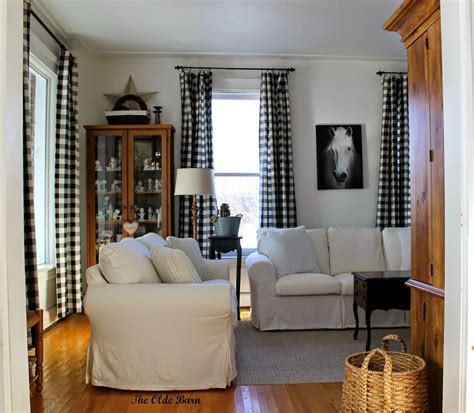 Remodel My Living Room by The Olde Barn Tour My Home Farmhouse Style Living