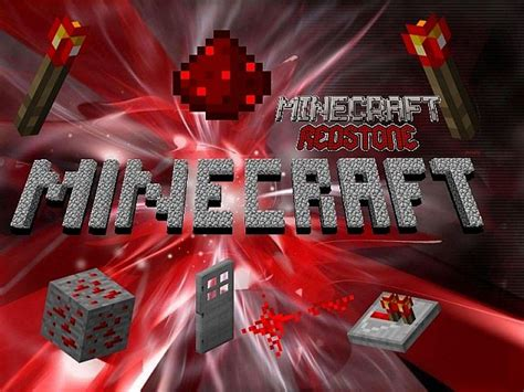 Minecraft Redstone Creations Project