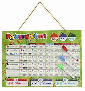 Magnetic Reward Chart Set Includes 20 Magnetic Chores