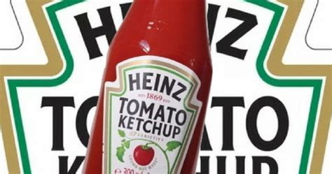 This is why all Heinz tomato ketchup bottles have the '57 ...