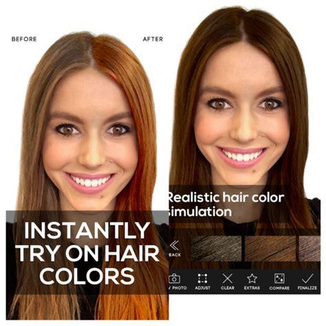 app to test hair color die besten apps mit denen du neue frisuren testen kannst
