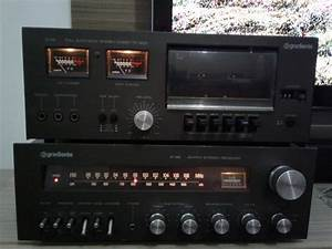 Gradiente S95  Receiver   Tape Deck  Promo U00e7 U00e3o