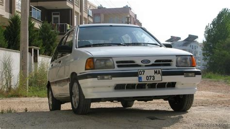 ford festiva hatchback specifications pictures prices