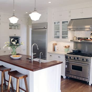 L Shaped KItchen   Cottage   kitchen   Taryn Emerson Interiors