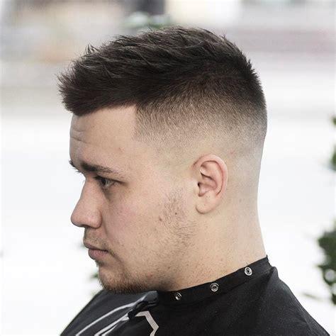 quiff haircut   face wavy haircut