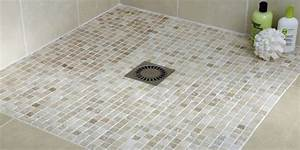 Receveur Sur Mesure : receveur de douche sur mesure tout savoir marie claire ~ Premium-room.com Idées de Décoration