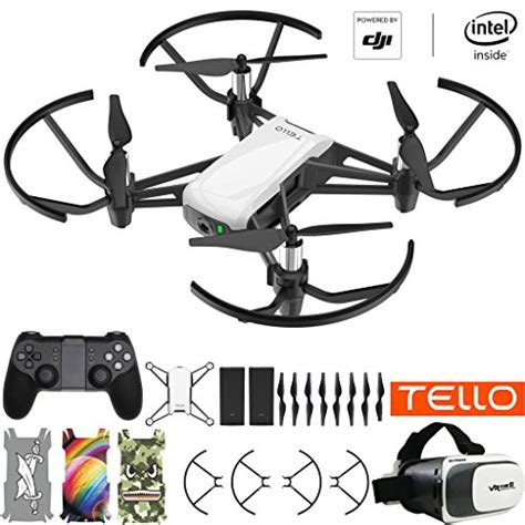 tello quadcopter beginner drone aerial photography spotter