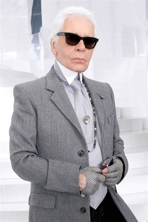 Karl Lagerfeld, Iconic Chanel Fashion Designer, Dies ...