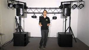 Pa System With Subs - Bands And Dj U0026 39 S