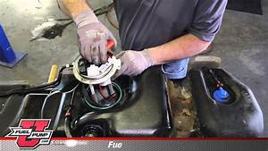 How To Install Fuel Pump Assembly E4005m In A 2010