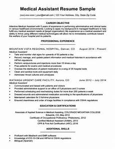 Certified Medical Assistant Cover Letter Dental Resume Examples Writing Tips Resume Companion