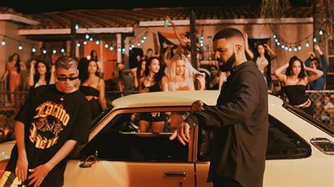 Bad Bunny Feat. Drake