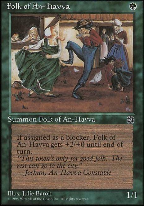 folk palladia mors mtg havva card deck cards edh