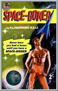 Retro Sci-Fi Covers