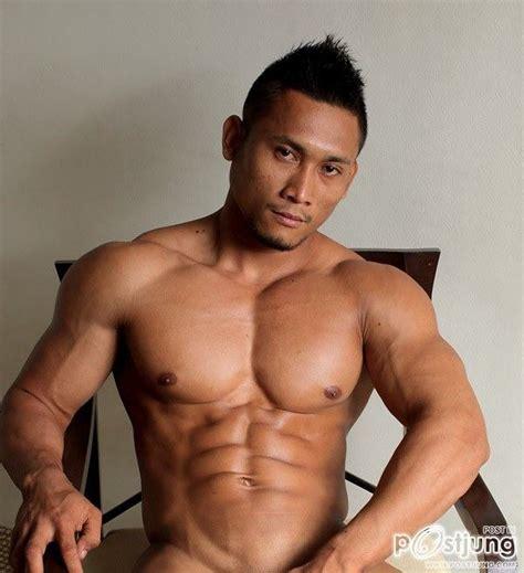ความแข็งแกร่ง พลังของหนุ่มเอเชีย
