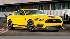 2021 Mach 1 in Grabber Yellow...yes please. : Mustang