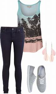 Cute Summer Outfits With Jeans - Oasis amor Fashion