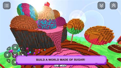 sugar girls craft  unlocked mod apk  apk mody