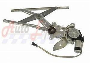 New Front Right Toyota Corolla Power Window Regulator With Motor 1998