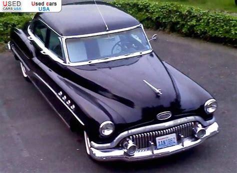 sale  passenger car buick roadmaster shelton