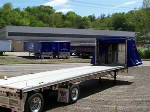 We Have Some Flatbed Trailers For Sale With The Vango