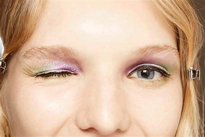 Makeup Looks Eyes Watercolor Glamour Trends Spring