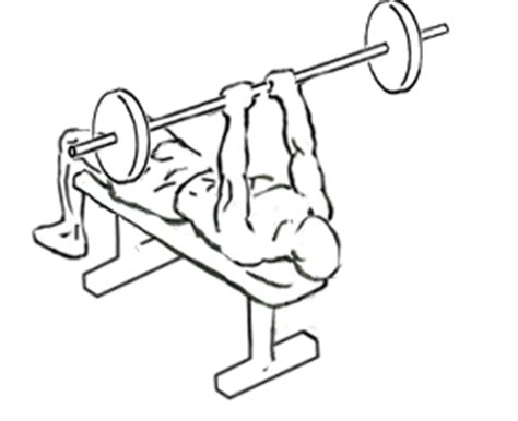Decline Bench Grip Triceps Press by Decline Grip Bench To Skull Crusher A Combo Of