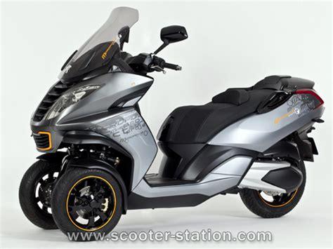peugeot 3 roues peugeot metropolis project 400i un scooter 3 roues pour 2012 scooter station