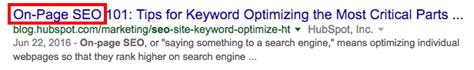 Blog Seo How Search Engine Optimize Your Content
