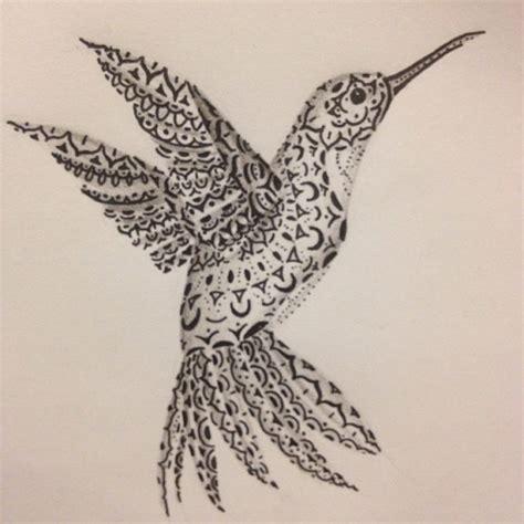 tattoo artists blog hummingbird drawing sketch