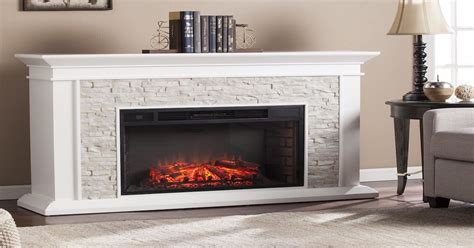 buy  electric fireplace overstockcom tips ideas