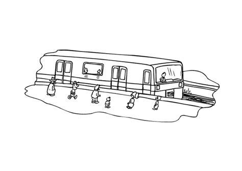 malvorlage eisenbahn ausmalbild