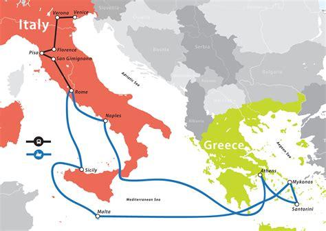 italy greece cruise fun   tours
