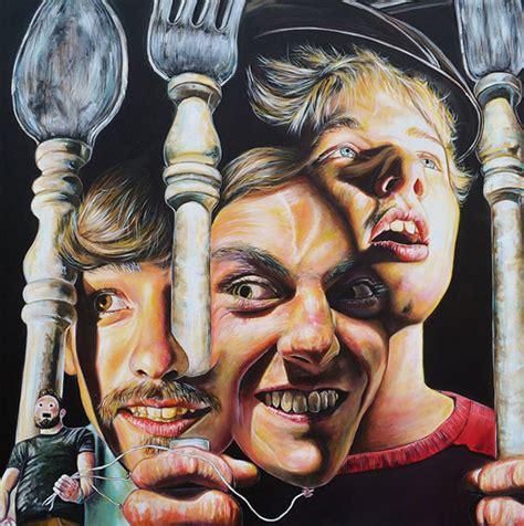 Surrealism and Visionary art: Carl Beazley