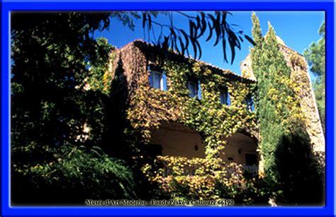 musee d moderne collioure visite a collioure dans les pyrenees orientales 66