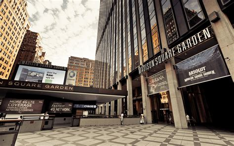 madison square garden    locality