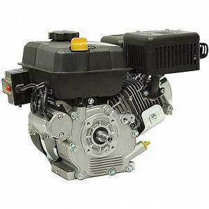 5 Hp 208 Cc Zonshen Engine Recoil  115 Volt Ac Electric
