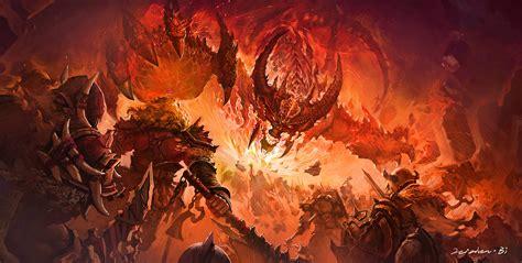 Fan Art Highlight Diablo By Laisen Bi Diablo Iii