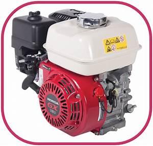 Honda Gx160 Petrol Engine