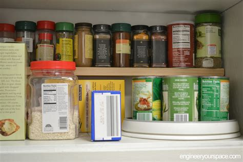 how to add extra shelving to your cabinets without