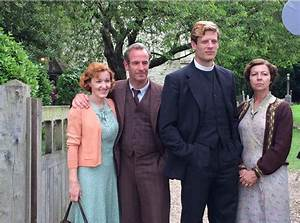 Because of James Norton! — I do not remember this photo ...